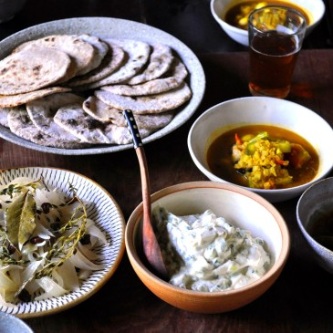 野菜と豆と雑穀のにわか料理教室vol.34