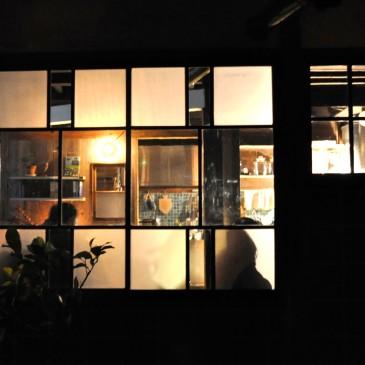 『にわか食堂』8月営業日と時間