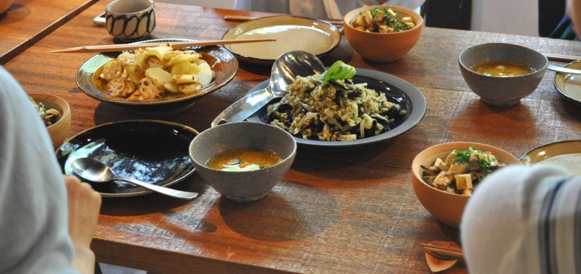 『野菜と豆と雑穀のにわか料理教室vol.39』10月開催