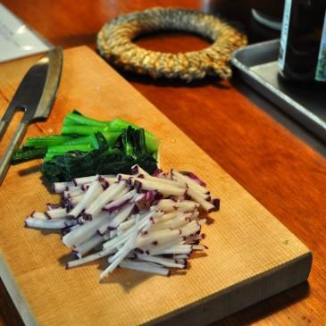 『野菜と豆と雑穀のにわか料理教室 vol.40』11月開催