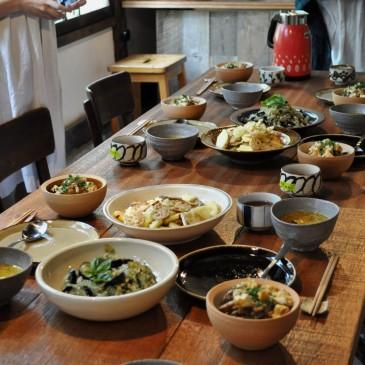 『野菜と豆と雑穀のにわか料理教室vol.41』12月開催