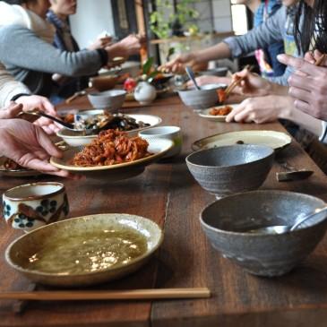 『野菜と豆と雑穀のにわか料理教室vol.44』3月開催