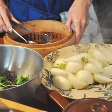 『野菜と豆と雑穀のにわか料理教室vol.43』 2月開催