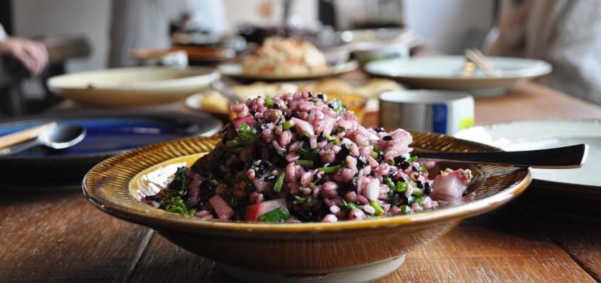 『野菜と豆と雑穀のにわか料理教室vol.45』 4月開催