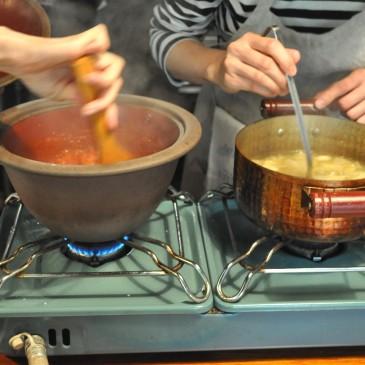 『野菜と豆と雑穀のにわか料理教室vol.46』5月開催