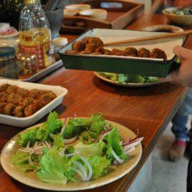 『野菜と豆と雑穀のにわか料理教室vol.54』7月開催