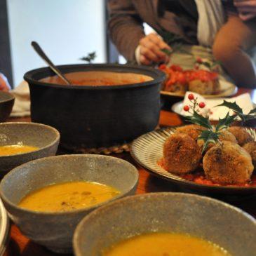 『野菜と豆と雑穀のにわか料理教室vol.59』1月開催