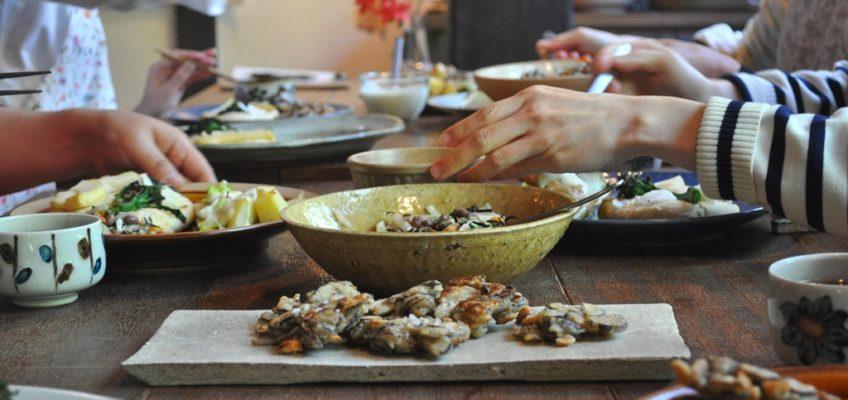 『野菜と豆と雑穀のにわか料理教室vol.74』5月開催